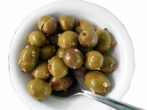 Griechische Oliven (Elies)
