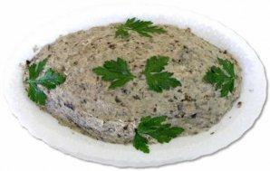 Griechische Melitzanosalata