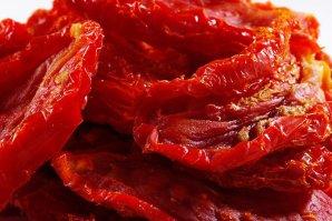 Griechische Sonnengetrocknete Tomaten