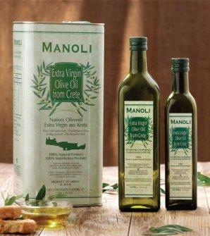 Griechische Oil Manoli