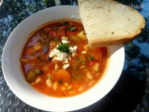 Bohnesuppe (Fasolada)